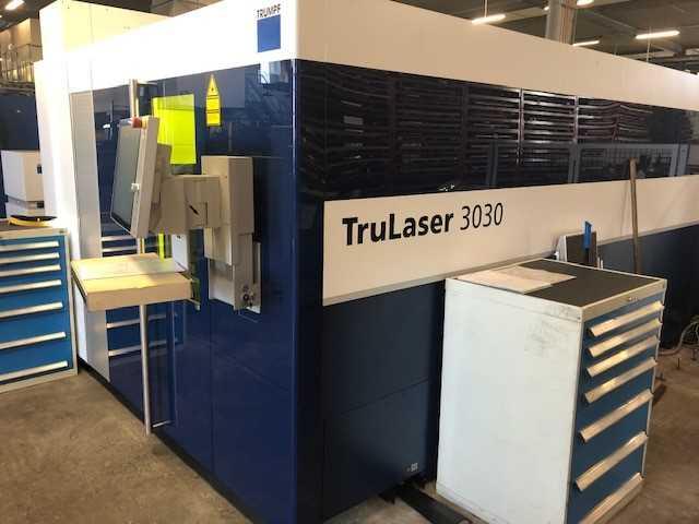 Trumpf Fiber laser
